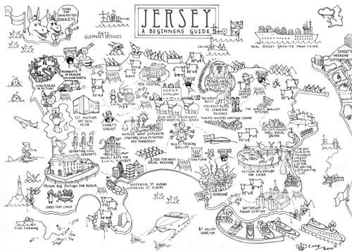 Jersey- A Beginners Guide